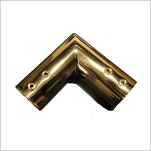 Rod To Rod Shower Enclosure Connector L-Type