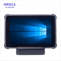 4G+64GB Windows Tablet Z8350 With Hot-Swap Battery