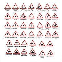Retro Reflective road sign Boards