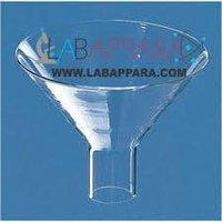 Funnel-Powder, Short Plain Stem (Laboratory Glassware)