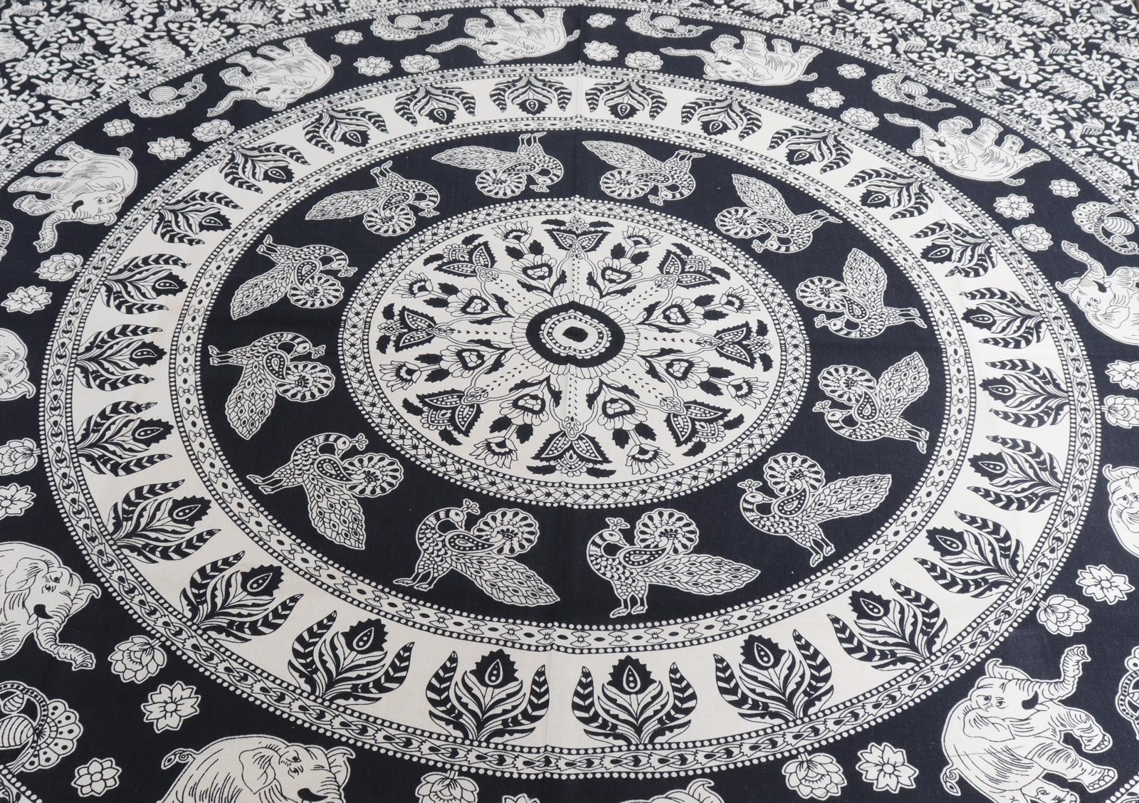 Mandala Tapestry Bedspread