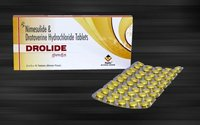 Drotaverine 80 mg & Nimesulide 100 mg Tablets