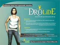 Drotaverine 80 mg & Nimesulide 100 mg Tablets