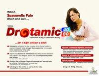 Drotaverine 80 mg