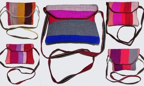 Handmade Designer Embroidery Bag