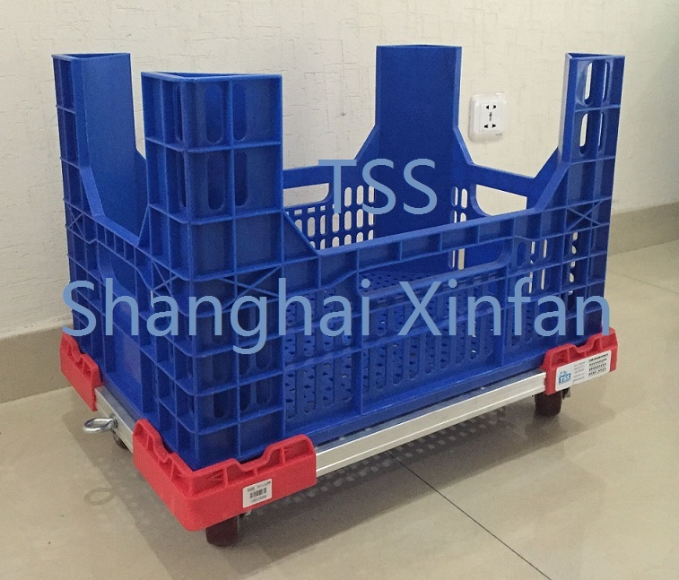 Stackable Plastic Crate Plastic Bin for Organization