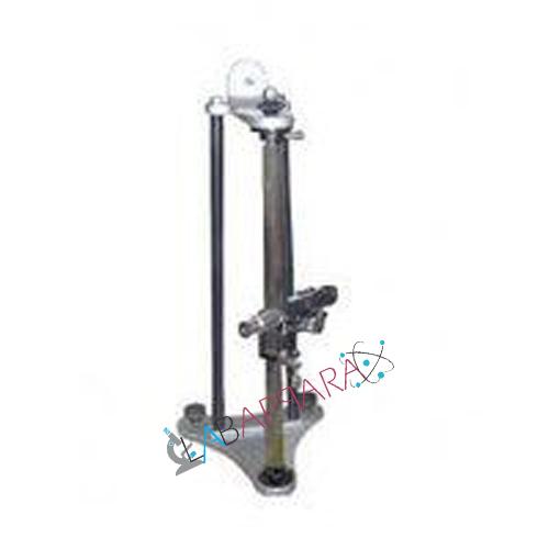 Poisson's Ratio Of Rubber Apparatus
