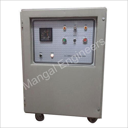 Automatic Servo Voltage Stabilizers