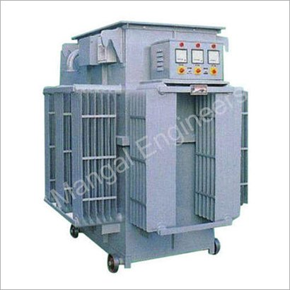 Oil Cooled Controlled Voltage Stabilizer