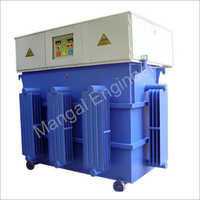 Industrial Air Cooled Voltage Stabilizers