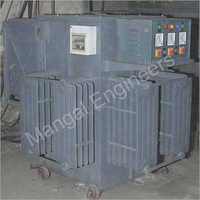 Three Phase Upto 2500 KVA Oil Cooled Servo Stabilizer