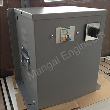 MEC Three Phase Isolation Transformer, 220 V