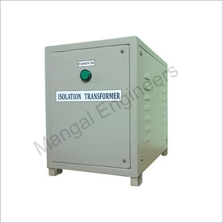 MEC Three Phase Industrial Isolation Transformer