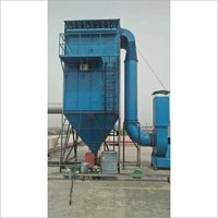 Pulse Jet Bag Filter Dust Collection System