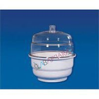 Dessicator Plain (Borosilicate Glass)