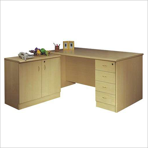 Modular Office Wooden Desk