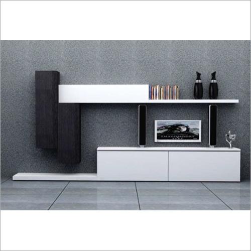 Modular Wooden TV Cabinet