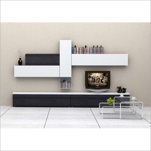Modular Wall Mount TV Cabinet