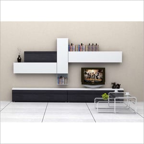Modular Wall Mount TV Cabinet