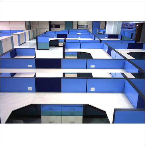 Modular Office Workstation Partition