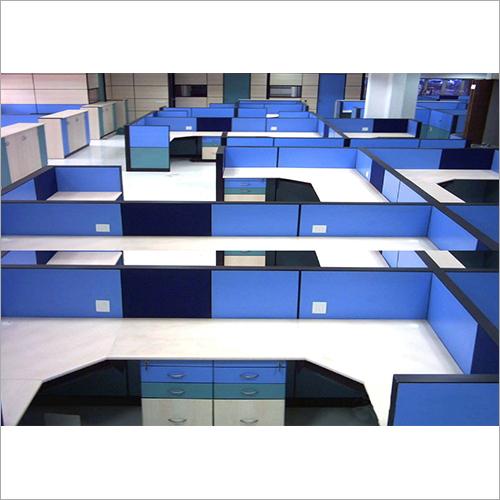 Modular Office Workstation Partition