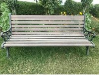 Garden Benches MS Iron