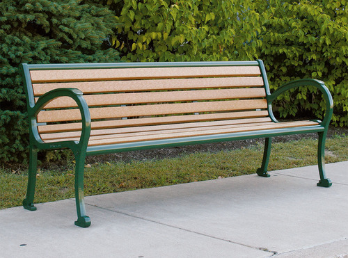 Garden Benches Wooden Super