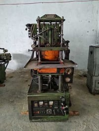 Second Hand Rubber Compression Machine