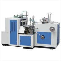 Full Automatic Paper Cup Machine