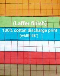 Laffer Finish 100% cotton 60*60 print