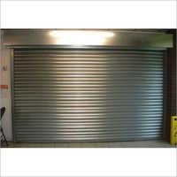 Stainless Steel Rolling Shutter