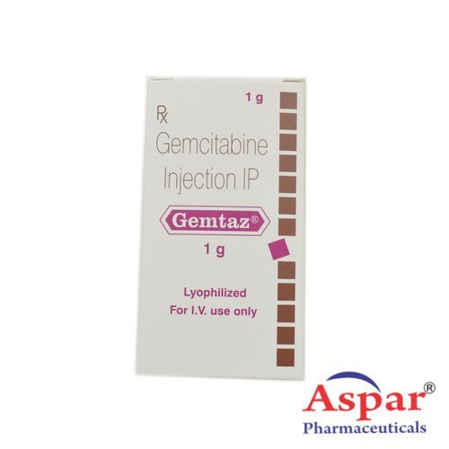 Gemtaz Gemcitabine Injection