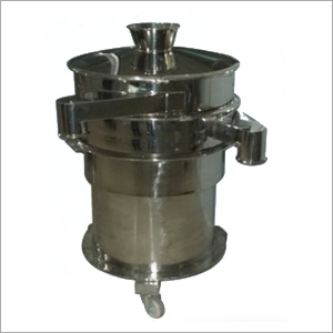 Stainless Steel Vibro Sifter Machine