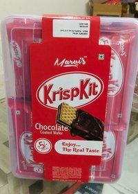 krispkit chocolate coated wafer