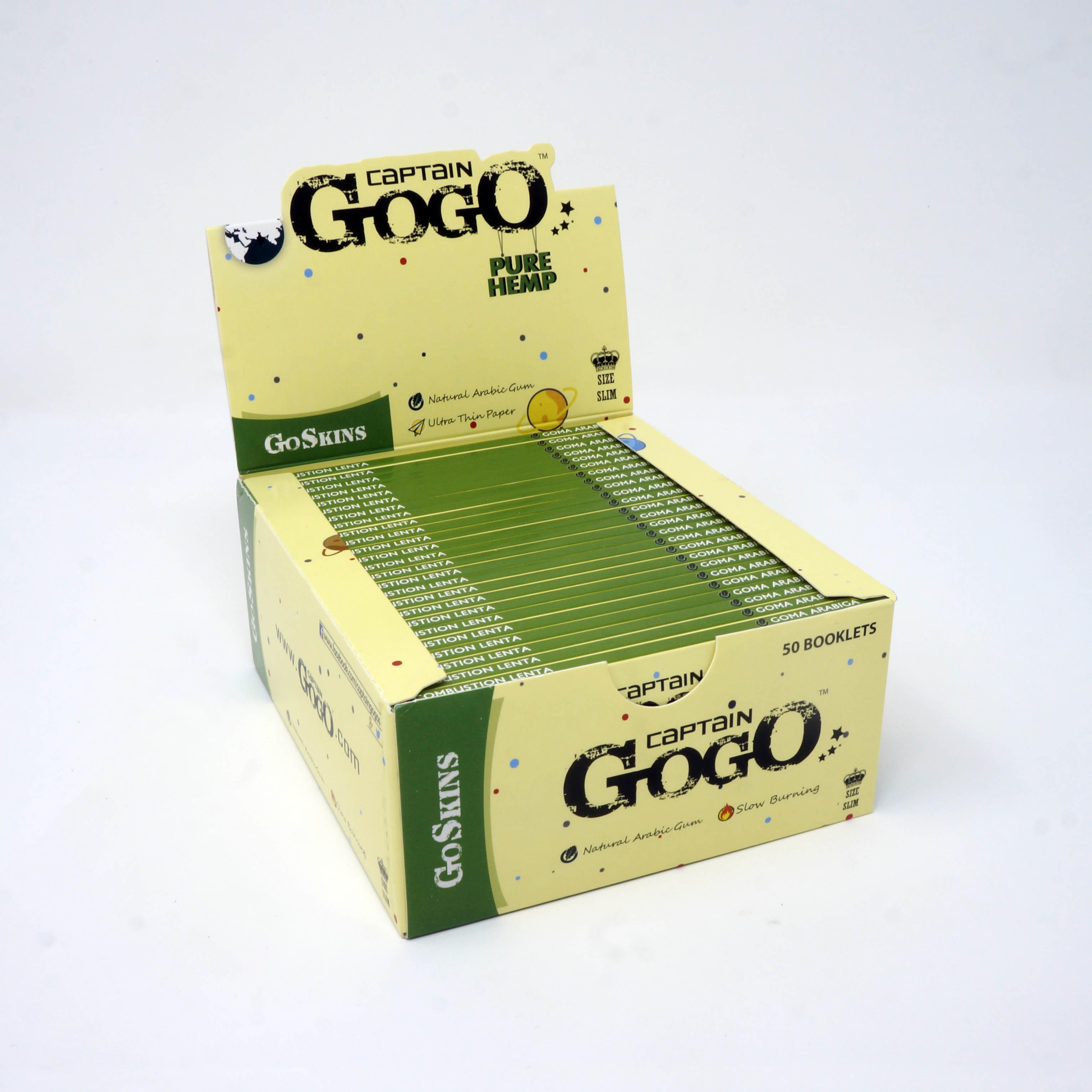 GoSkins Pure Hemp Rolling Paper