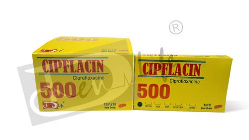 Ciprofloxacin Tablets USP 500