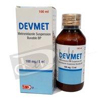Metronidazole Oral suspension BP