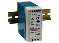 MEAN WELL DRA & amp DR Series DIN Rail Power Supplies