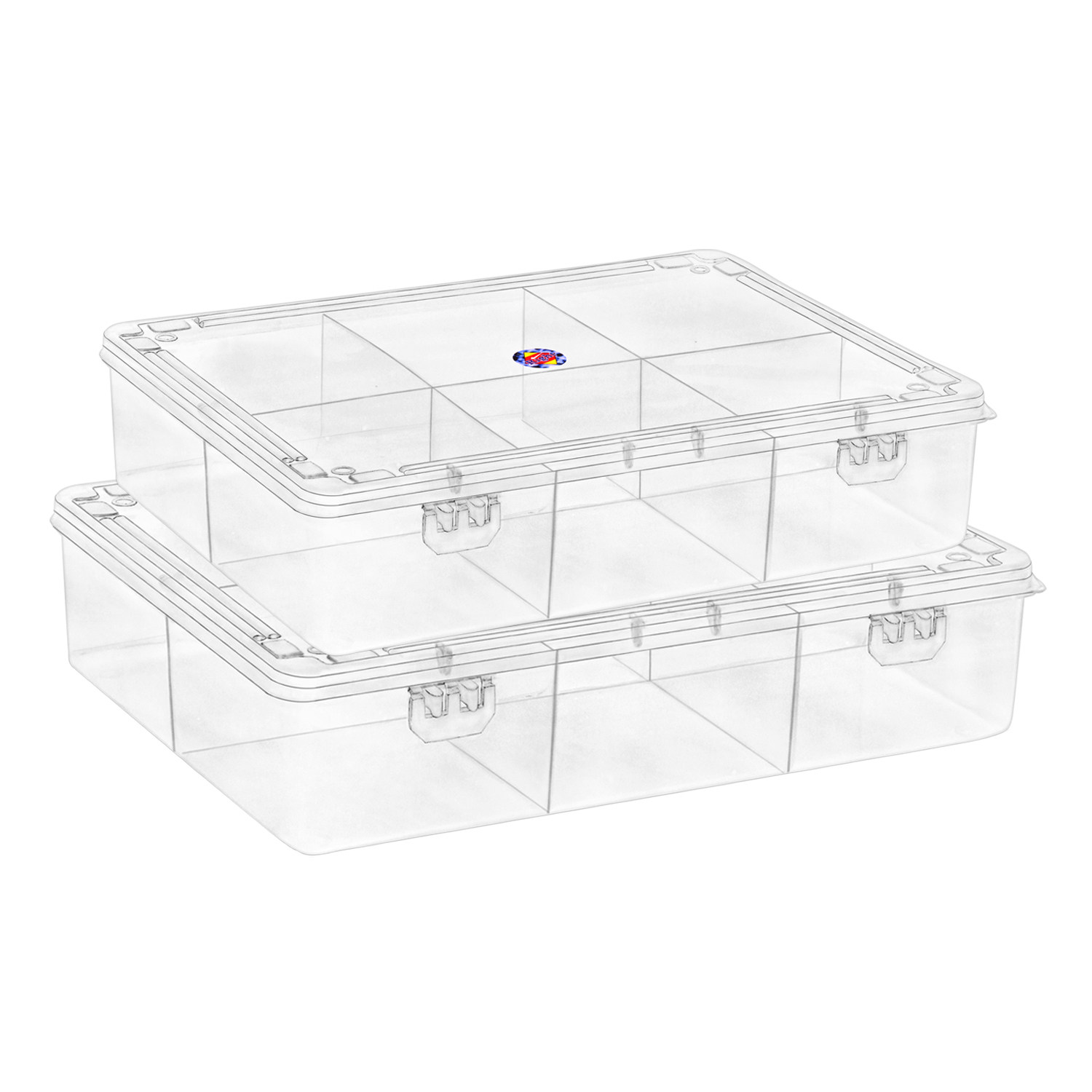 Partition Plastic Box