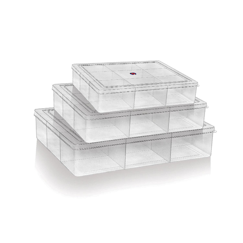 Partition Plastic Box