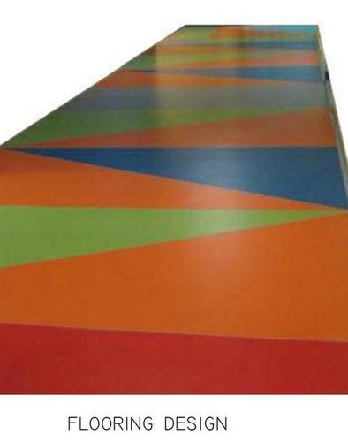 Kids school  flooring