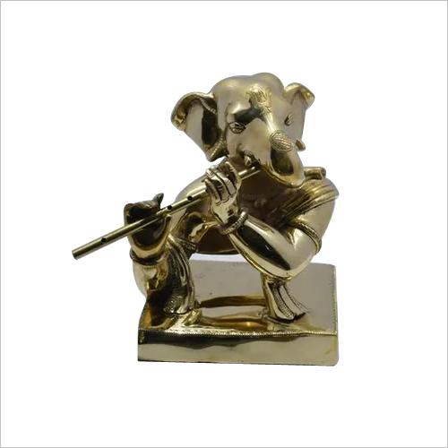 H10.5 Brass God Statues