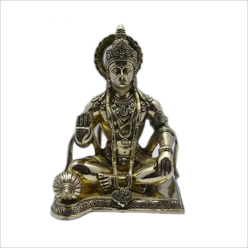 H-10 Brass God Statues