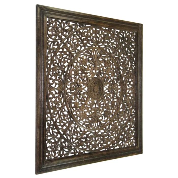 Wooden Wall Panel - II