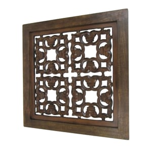 Squares Wooden Panel For Wall Hanging