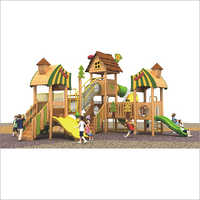 Wooden Outdoor Multiplay System