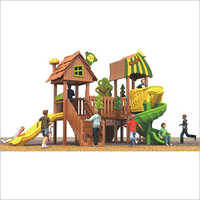 Outdoor Multi Activity Play System