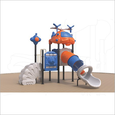 Outdoor FRP Playground Equipment