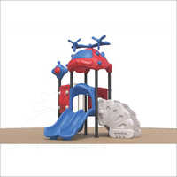 FRP Kids Playground Equipment