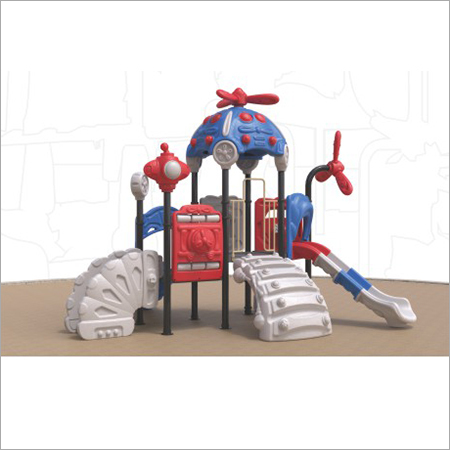 FRP Play School Playground Equipment
